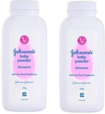 Johnson's Baby Powder Blossom Combo