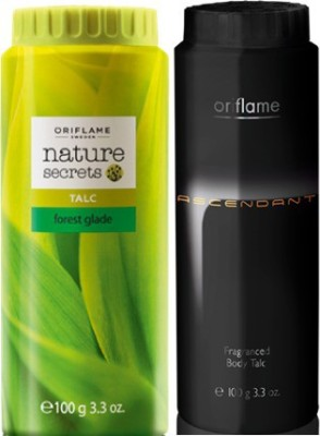 Oriflame Sweden Nature And Ascendent