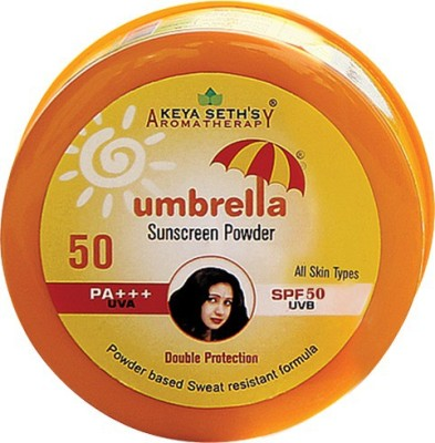 Keya Seth Umbrella Sunscreen Powder SPF - 50(50 g)