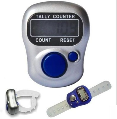 Gade Digital Tally Counter(Multicolor Pack of 1)