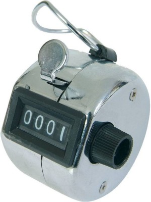 TRISHA Analog Tally Counter(Multicolor Pack of 1)
