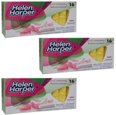 Helen Harper Light to Medium Flow Normal Tampons