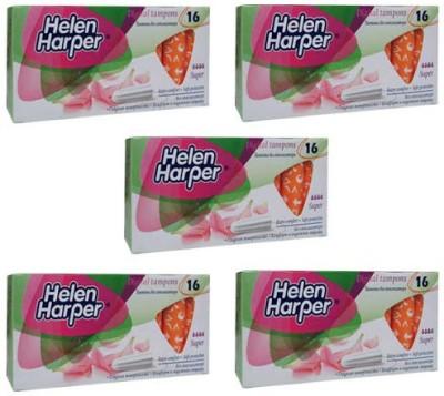 Helen Harper Medium to Heavy Flow Super Tampons