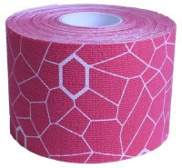Theraband Kinesiology Support Tape(Pink, White)