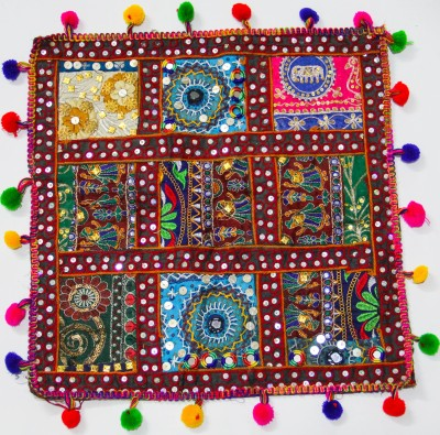 Crafty Hands Traditional Gujarati Patchwork Tapestry
