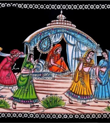 Rajrang WHG-7252 Decorative Tapestry