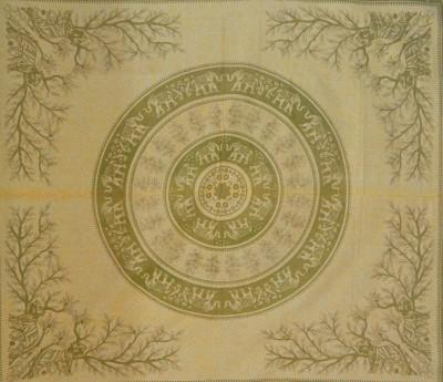 Aavaya Creation Elephant Tree Pattern Ha...