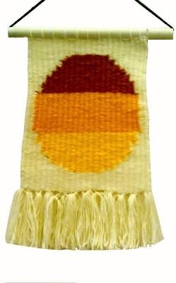 Samprada Modern art Tapestry