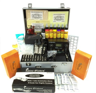 Mumbai Tattoo TATTOOKIT05 Permanent Tattoo Kit