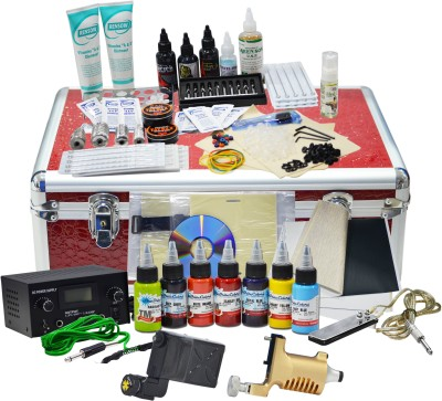 Tattoo Gizmo Professional (Rotary) Permanent Tattoo Kit