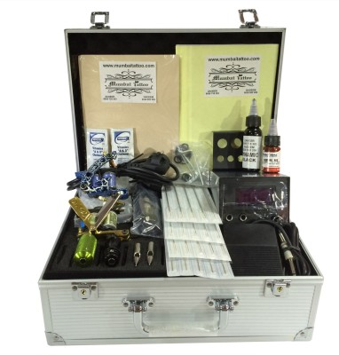 Mumbai Tattoo TATTOOKIT07 Permanent Tattoo Kit