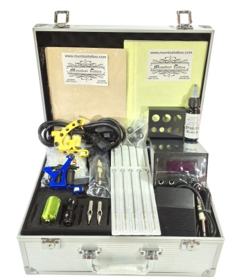 Mumbai Tattoo TATTOOKIT03 Permanent Tattoo Kit
