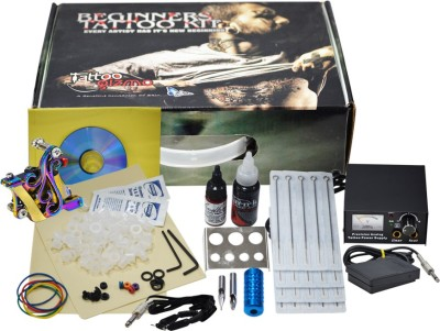 Tattoo Gizmo Beginner Permanent Tattoo Kit