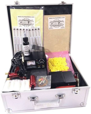 Mumbai Tattoo 1 Permanent Tattoo Kit