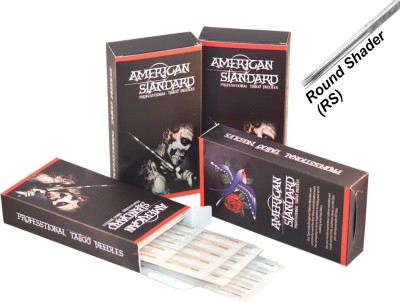 American Standard TN-5RS Disposable Round Shader Tattoo Needles