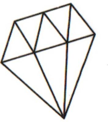 Smilendeal T1600 Removeable Temp Body Tattoo - Diamond Style