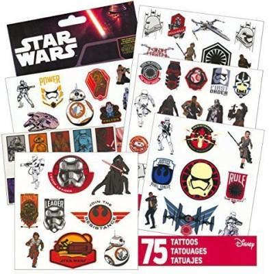 Disney Studios Star Wars Tattoos(Star Wars)