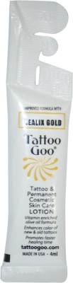 Tattoo Goo Healix Gold Lotion Pillow Pack - 4ml