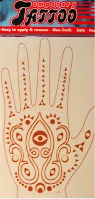 Westpeak Tattoos Henna 001