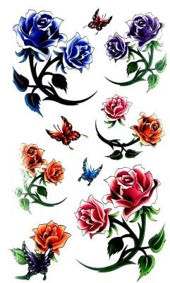 London Jewels Temporary Tattoos