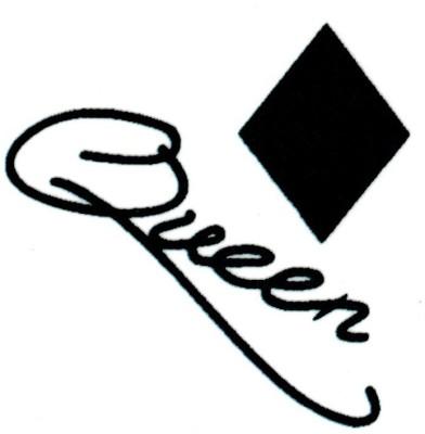 Smilendeal T2067 Queen Temp Body Tattoo - Black(Queen)