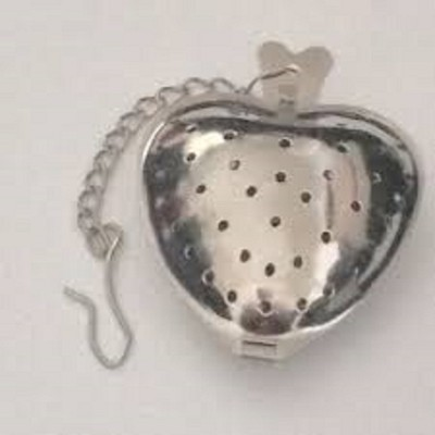 Jern Tea Infuser With Chain Tea Strainer
