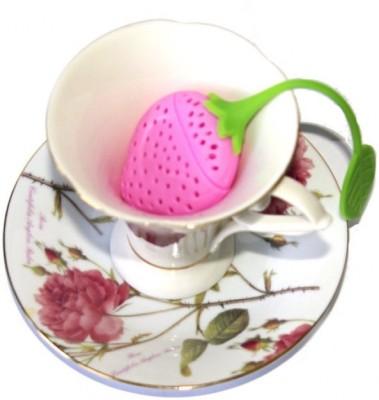 HitPlay Strawberry Tea Strainer