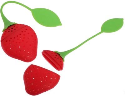 GoodLivingForever Strawberry Infuser PromoPack Tea Strainer