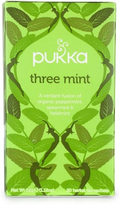 Pukka Mint Tea Herbal Infusion