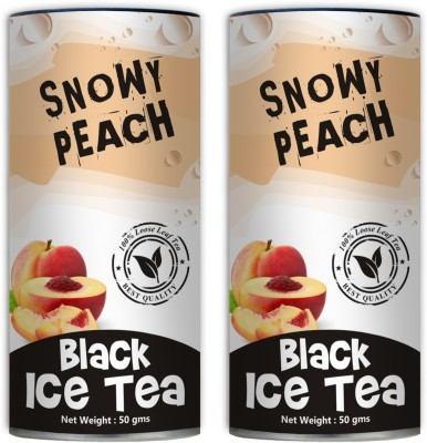 Teas of All Nations Peach, Spices Tea Iced Tea