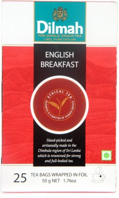 Dilmah Plain Tea Black Tea