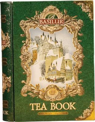 Basilur Plain Tea Green Tea