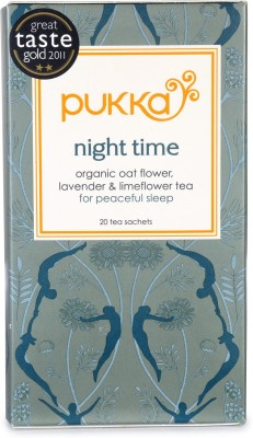Pukka Lavender, Lime Flower Tea Herbal Infusion