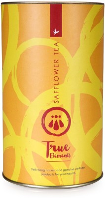 True Elements Saffron Tea Yellow Tea