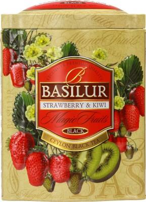 Basilur Strawberry, Kiwi Tea Black Tea