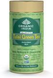 Organic India Tulsi, Green Tea Herbal In...