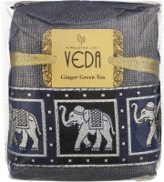 VEDA Ginger Green Tea(100 g, Pouch)