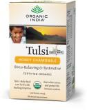 Organic India Honey,Chamomile Herbal Inf...