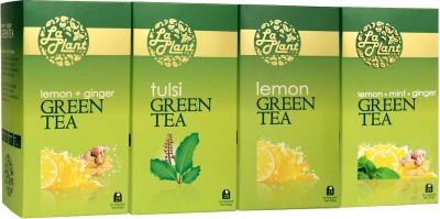 LaPlant Lemon, Tulsi, Mint, Ginger Tea Green Tea