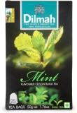 Dilmah Mint Black Tea (50 g, Box)