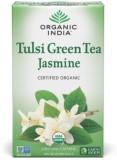 Organic India Tulsi Green Tea (18 Sachet...
