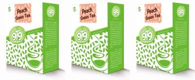9T9 Peach Tea Green Tea
