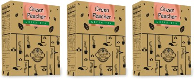 Teas of All Nations Peach Tea Green Tea