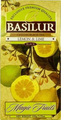 Basilur Lemon Tea Black Tea