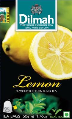 Dilmah Lemon Tea Black Tea