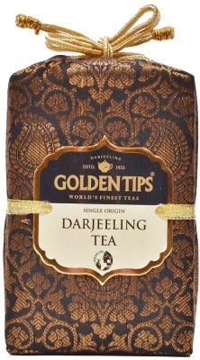 Golden Tips Darjeeling Tea Black Tea(100 g, Pouch)