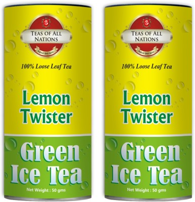 Teas of All Nations Lemon, Spices Tea Iced Tea