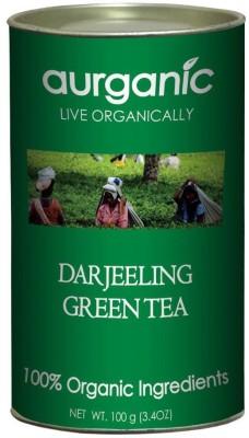 Aurganic Unflavoured Tea Green Tea