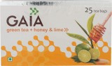 GAIA Honey, Lemon Green Tea (50 g, Box)