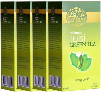 LaPlant Tulsi Tea Green Tea